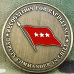 U.S. Transportation Command, Deputy Commander In Chief, Type 1