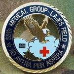 65th Medical Group, Lajes Field, Azores, Type 1