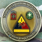 Task Force 1st Armored Division,  Type 1
