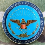 Defense Finance and Accounting Service (DFAS), Kansas City,  Type 1