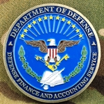 Defense Finance and Accounting Service (DFAS), PFI Director,  Type 1