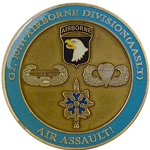 101st Airborne Division (Air Assault), G-2, Military Intelligence (MI), Type 1