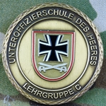 Unteroffizerschule Des Heeres, Lehrgruppe C  - NCO School of the Army, Teaching Group C, Type 1