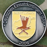 Deutsches Einsatzkontingent ISAF - German mission contingent ISAF, Type 1