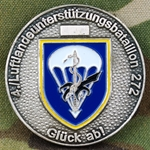 4./ Luftlandeunterstutzungsbataillon 272 - 4th Airborne Battalion 272, Type 1