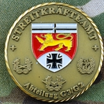 Streitkrafteamt Abteilung G3 /G2 - Armed Forces Department G3/G2, Type 1