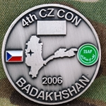 4th CZ Con 2006 Badakhshan, Type 1