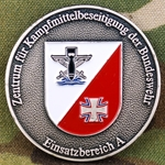 Zentrum Fur Kampfmittel beseitigung der Bundeswehr - Center for ordnance disposal of the Bundeswehr, Type 1