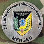2./ Luffwaffen Ausbildungs Regiment 3 - 2nd / Luff weapons training Regiment 3, Type 1