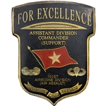 101st Airborne Division (Air Assault), Assistant Division Commander, Support, Type 3