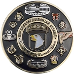 101st Airborne Division (Air Assault), CW5 Todd Simmons, Type 1