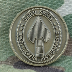 U.S. Special Operations Command (USSOCOM), Type 4, Named