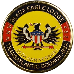 Black Eagle Lodge, Boy Scouts of America, Type 1